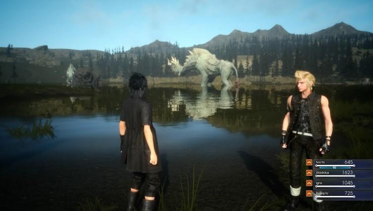 Final-Fantasy-XV-выйдет-на-ПК