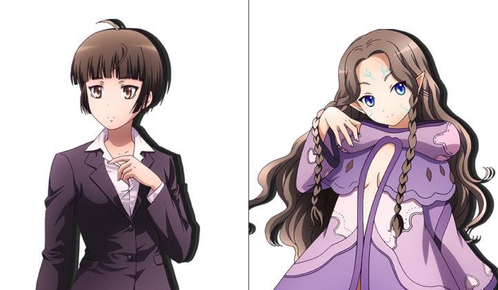 Akane Tsunemori (Psycho-Pass), Alushia (Hakubo no Dendoshi)